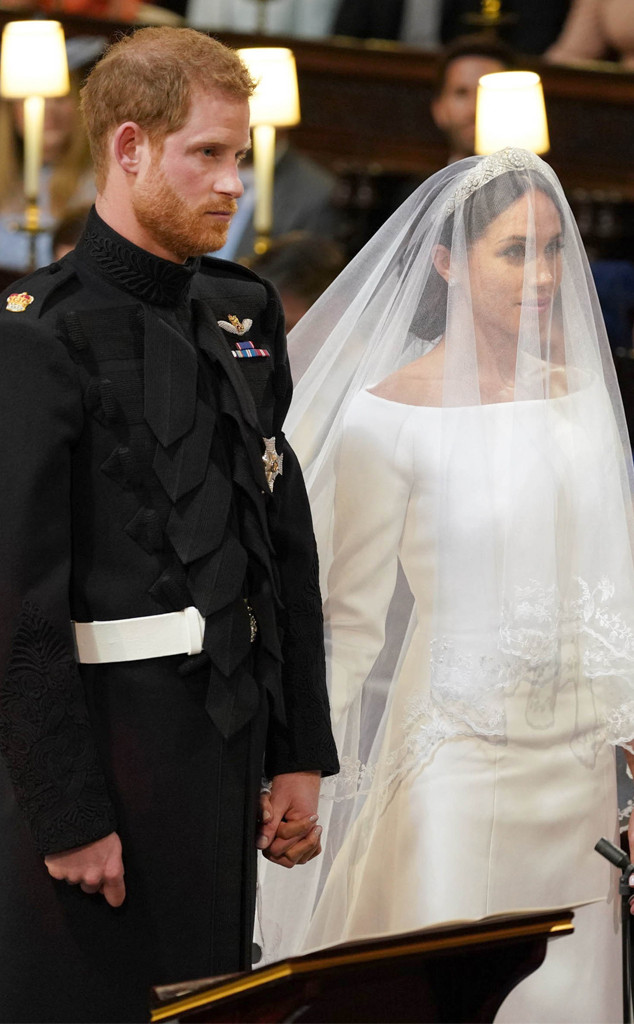 Meghan Markle, Prince Harry, Royal Wedding, Dress